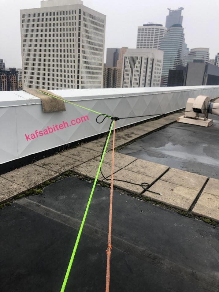 روش بستن طناب