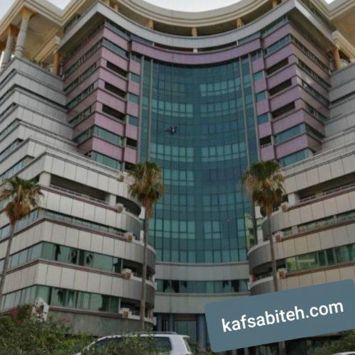 نماشويي ساختمان در تهران بدون داربست