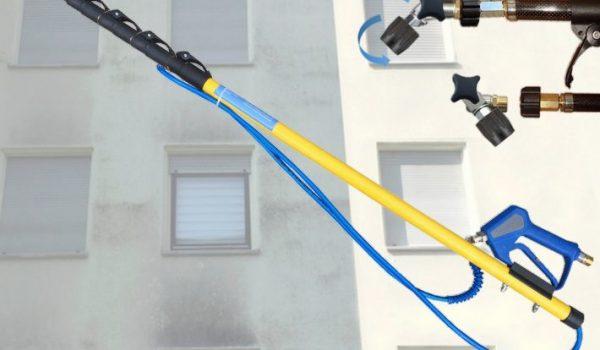 كاهش میزان مصرف آب و برق در نماشویی ساختمان