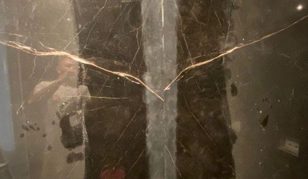 ساب سنگ دیوار | ظریف کاری در کفسابی