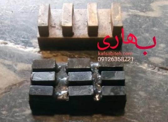 قیمت خرید لقمه الماسه نرم نمره ۶۰ تا ۵۰۰