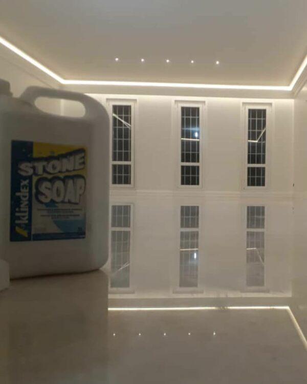 قیمت خرید صابون سنگ براق و ضدآب کننده | stone soap